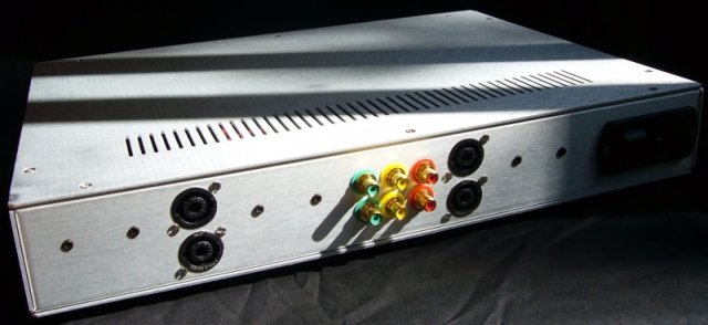 AudioSense 6 channel amp
